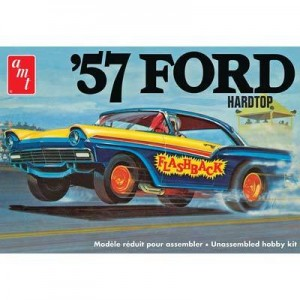 AMT AMT1010 '57 Ford Hardtop 1/25 Scale Plastic Model Kit