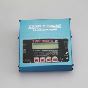 Dynam Supermate AC/DC6 balance charger