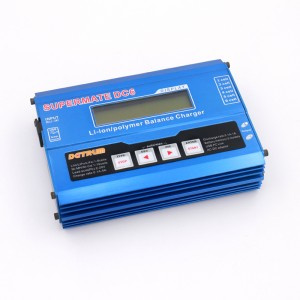 Dynam Supermate DC6 balance charger 5A 50W