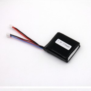 Detrum Radios Li-Po battery 7.4V 1750mAh for Detrum GAVIN transmitter