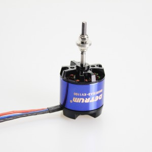 Detrum 2815-1100kV Brushless Motor