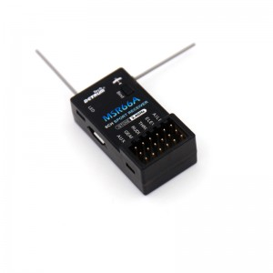 Detrum MSR66A 6CH Mini Receiver with Istone Stabilizer (W/ABS system)