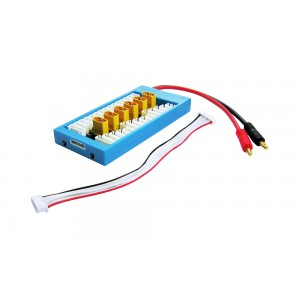 Common Sense RC Paraboard - Parallel Charging Board for Lipos with XT60 Connectors