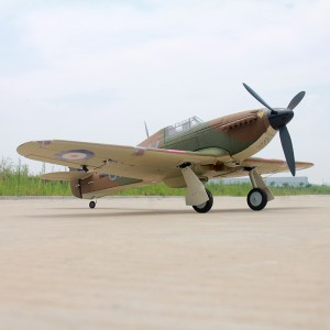 Dynam Hawker Hurricane 1250mm Wingspan
