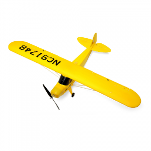 Dynam Piper J3 Cub 1070mm Wingspan