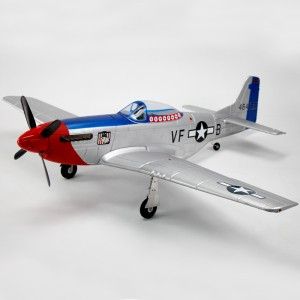 Dynam P-51 Mustang V2 Fred Glover 1200mm Wingspan