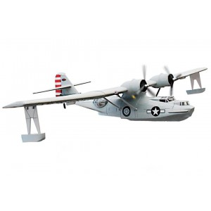 Dynam PBY Catalina Grey 1470mm Wingspan