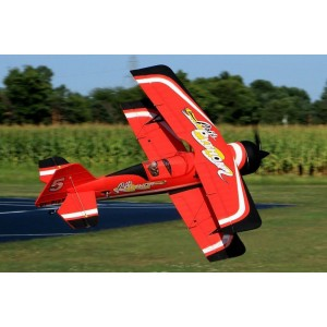 Dynam Pitts Model 12 Red 1070mm Wingspan