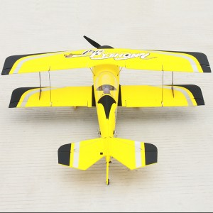 Dynam Pitts Model 12 Yellow 1070mm Wingspan