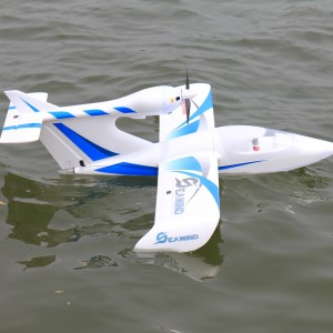 Dynam Seawind Blue 1220mm Wingspan