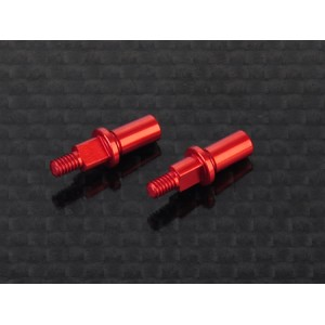 Atomic RC Alu. 7075 Front Wheel Adapter (For AMR)
