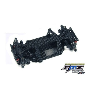 Atomic RC AMZ 4WD Chassis Kit only (No Electronic)