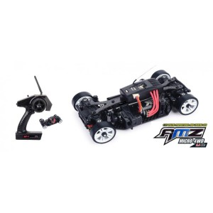 Atomic RC AMZ 1/27 Mini 4WD Touring Car (w /TX)