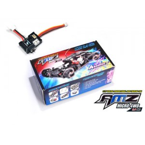 Atomic RC AMZ 1/27 Touring Assembly Kit Set (ESC Version)