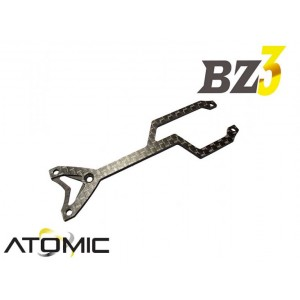 Atomic RC BZ3 Carbon Top Deck 98mm WB