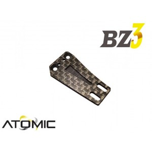 Atomic RC BZ3 Carbon Plate for Servo
