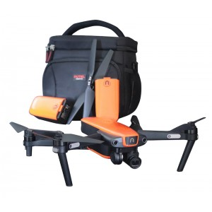 Autel Robotics EVO 4K Drone On The Go Bundle with 3 Axis Gimbal Controller & Extra Battery / Soft Case
