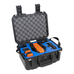 Autel Robotics EVO 4K Drone Rugged Bundle with 3 Axis Gimbal Controller & Extra Batteries / Case