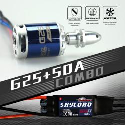 Motor/ESC Combos