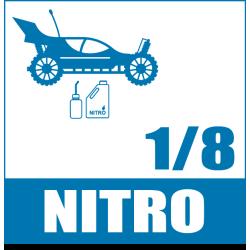 1/8 Scale Nitro