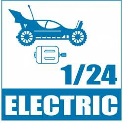 1/24 Scale Electric