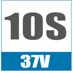 10S 37V