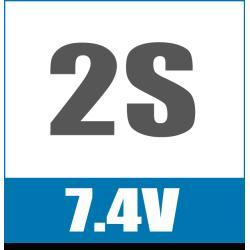 2S 7.4V