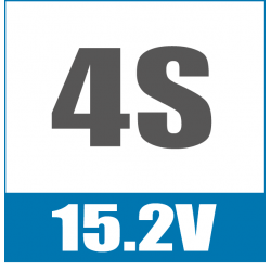 4S 15.2V