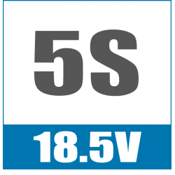 5S 18.5V