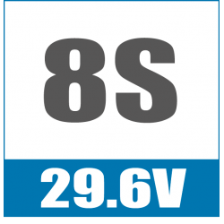 8S 29.6V