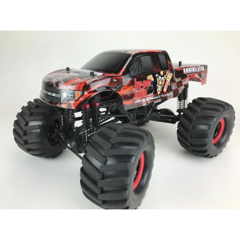 Cen Racing Hyper Lube Solid Axle 4wd 1 10 Scale Rtr Monster Truck