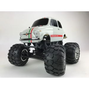CEN Racing Fiat Abarth 595 1/12 Scale 2WD Solid Axle Monster Truck
