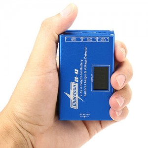 Charsoon DC-4S 2-4S Li-poly/Li-ion Battery Balance Charger & Voltage Detector