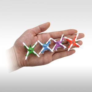 Cheerson CX-Star Ultra Micro Quadcopter Drone 4CH 2.4GHz 6 Axis Gyro