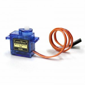 Cheerwing SG90 Micro Servo For RC Helicopter Airplane Car Boat