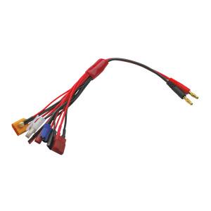 "Common Sense ""Tarantula"" v2 - 8-in-1 Charging Adapter"