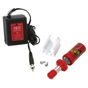 DU-BRO KWIK START GLO PLUG IGNITERS AND CHARGER