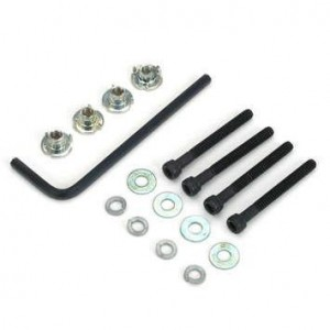 DU-BRO SOCKET HEAD BOLT & BLIND NUT SET