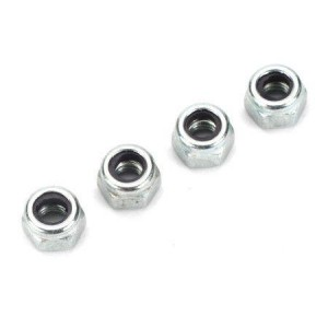 DU-BRO NYLON INSERT LOCK NUTS (METRIC)