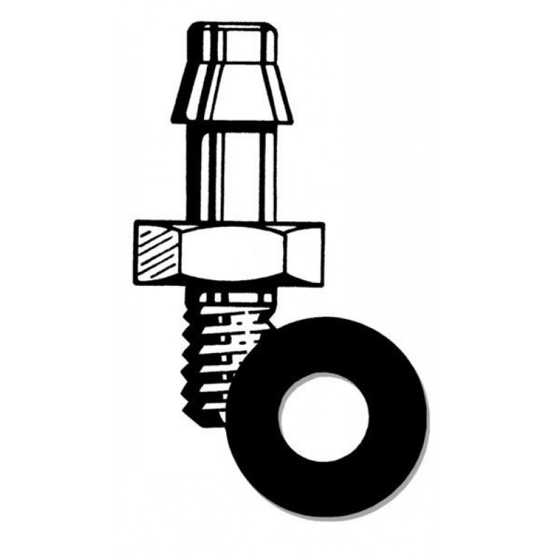 1 Dubro 8-32 Pressure Fitting 539
