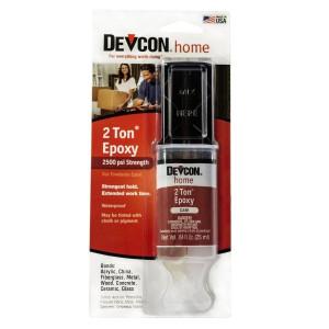 DU-BRO DEVCON CLEAR 2-TON EPOXY (30 MIN)