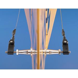 DU-BRO HEAVY DUTY DUAL CONTROL HORN SYSTEM