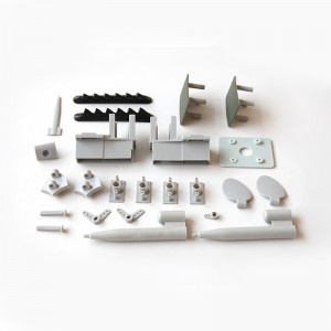 Dynam Spitfire V2 1200mm Plastic Parts Set