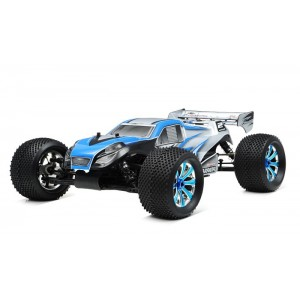 Exceed EP Mad Warrior 1/8Th Racing Edition Brushless Truggy RTR