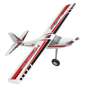 Exhobby ASCENT 1400MM 4 Channel RC Airplane with Over-Grade Power System and Plasitc Fuselage (747-8) PNP