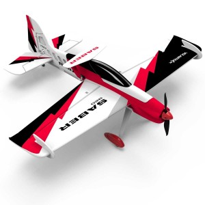 Exhobby Saber 920 4 Channel Airplane with 3S Power System and Perfect Size for 3D Aerobatics (756-2) PNP