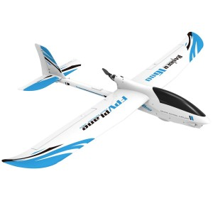 Exhobby Ranger 1600 4 Channel FPV Airplane with 1.6 Meter Wingspan and Unibody Plastic Fuselage (757-7) PNP
