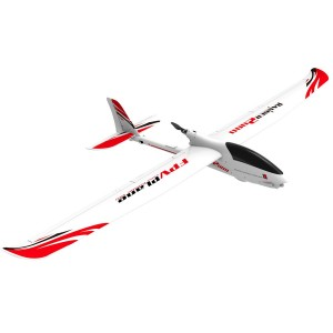 Exhobby Ranger 2000 5 Channel FPV Airplane with 2 Meter Wingspan and Unibody Plastic Fuselage (757-8) PNP