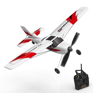 Exhobby Mini Trainstar 3ch Airplane with 6 Axis Gyro - Return To Home - 761-1 - RTF