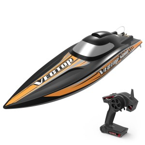Exhobby Vector SR80 44mph Super High Speed Boat with Auto Roll Back Function and ABS Plastic Hull (798-4) ARTR